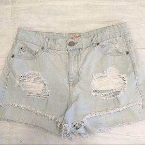Gianni Bini jean shorts